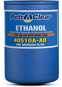 "PetroClear 1"" Ethanol Monitor Filter"