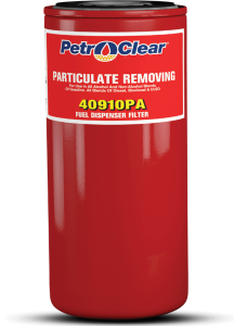 "PetroClear 1"" EXTENDED LIFE PARTICULATE FILTER"