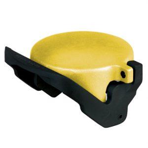 Low Profile Top-Seal Fill Caps
