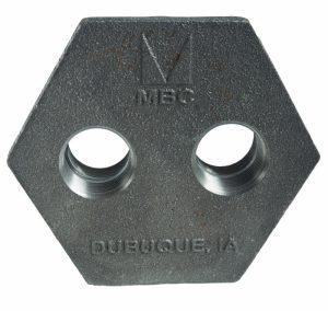 Morrison Bros 184Q Quad Tapped Bushing