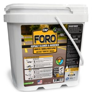 FORO® Asphalt Cleaner and Hardener
