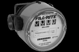 """Fill Rite TN860 1.5"""" High Flow/Pressure Meter"""