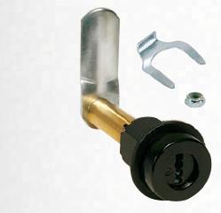 CompX TuBAR Wayne Ovation 2 Receipt Door Lock