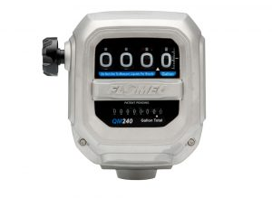 FLOMEC® QM240 FUEL METER