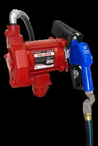 Fill Rite FR700VARC 115VAC Arctic Series Pump