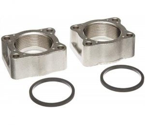 "Fill Rite 1½"" BSPT Meter Flange Kit for 900 Series Meters"