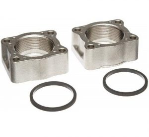 "Fill Rite 1½"" NPT Meter Flange Kit for 900 Series Meters"