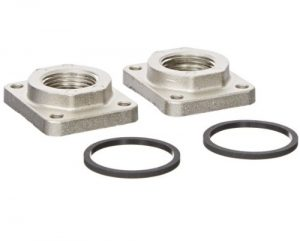 "Fill Rite 1"" NPT Meter Flange Kit for 900 Series Meters"