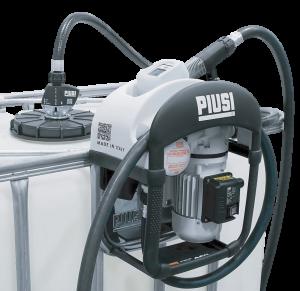 Piusi 12V Three25 DEF Dispenser System for IBC Totes
